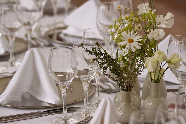 Hochzeit, Schlosscafé, Schloss Nymphenburg