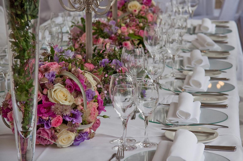 Hochzeit Schlosscafé im Palmenhaus