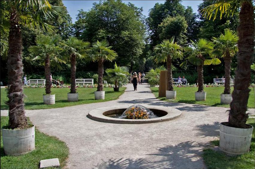 Schlosspark, Tagung, München