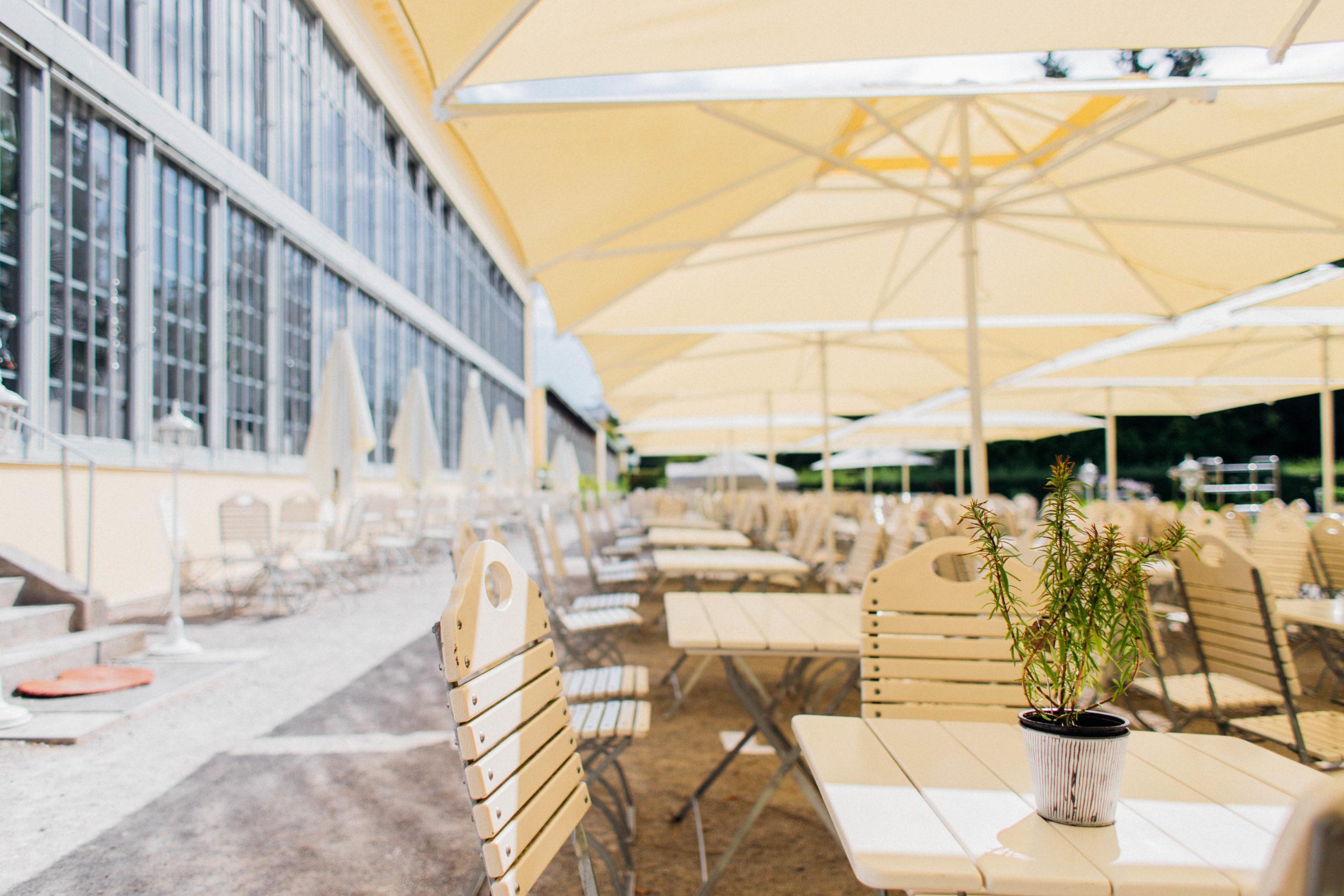 Terasse Schlosscafé