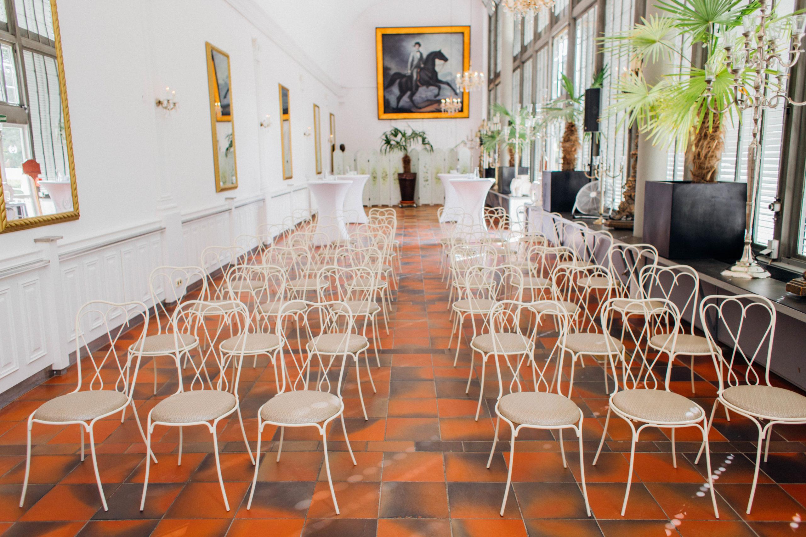 Workshop Schlosscafé im Palmenhaus