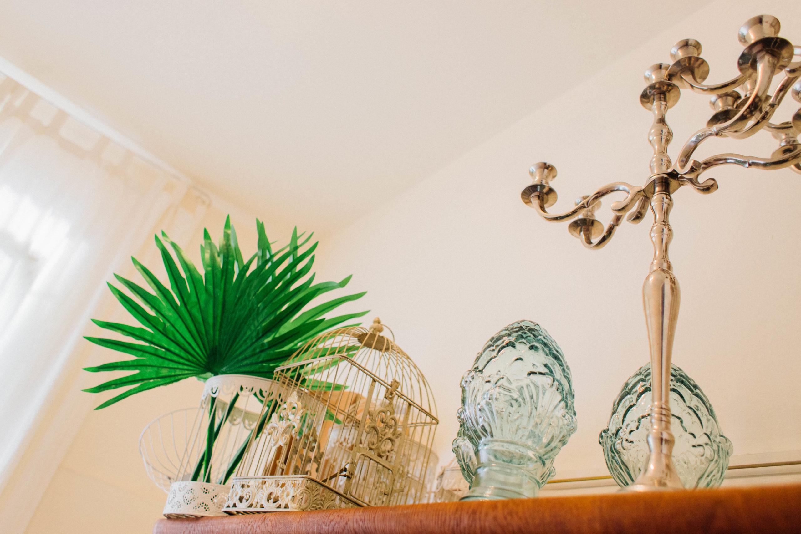 Schlosscafé im Palmenhaus, Herrenzimmer